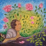 Sneglen og Rosenhækken